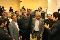 افتتاح نمایشگاه هفته فنی مهندسی با حضور بیش از 30 شرکت صنعتی و دانش بنیان